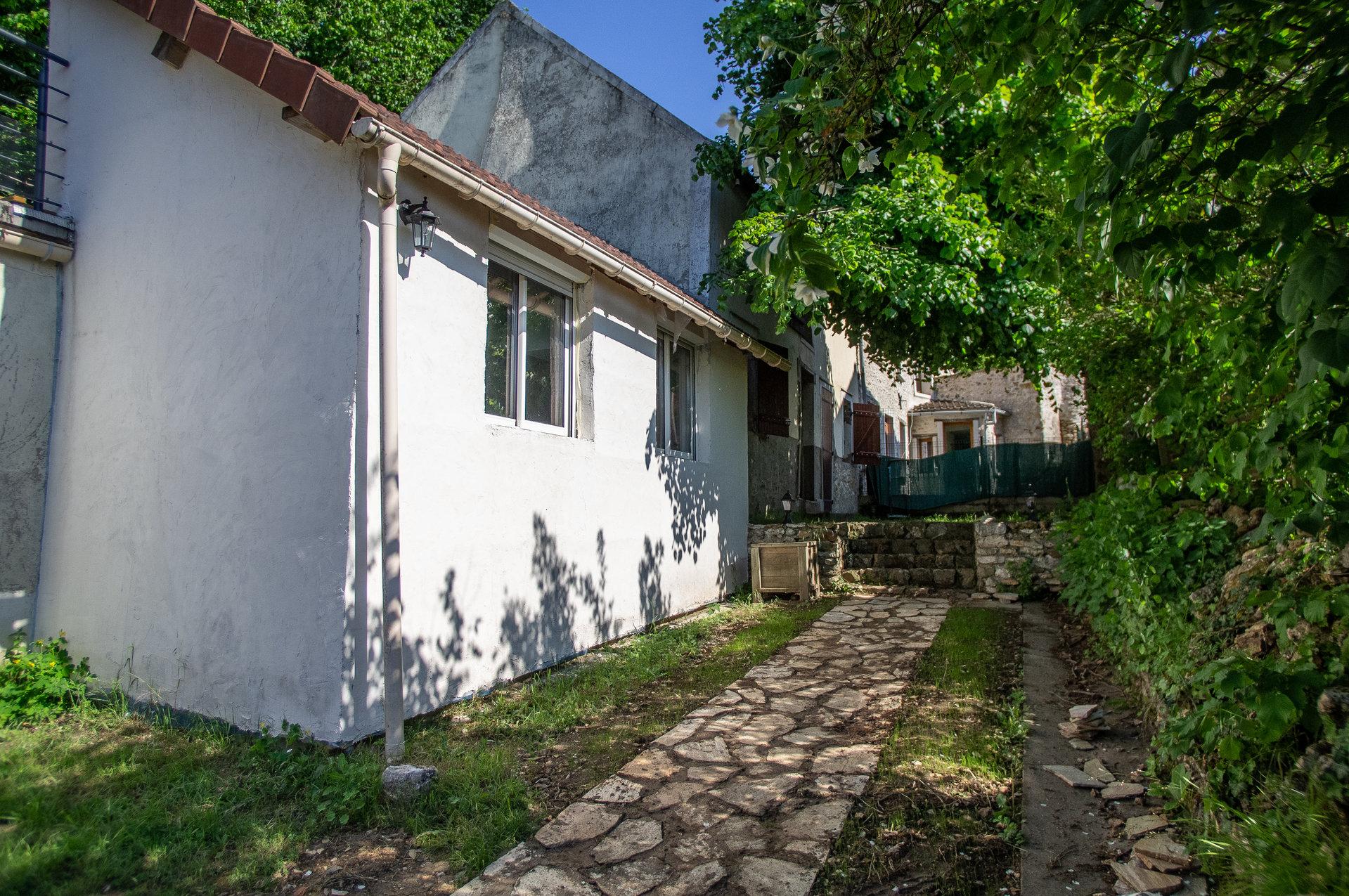 Maison centre ville Villiers