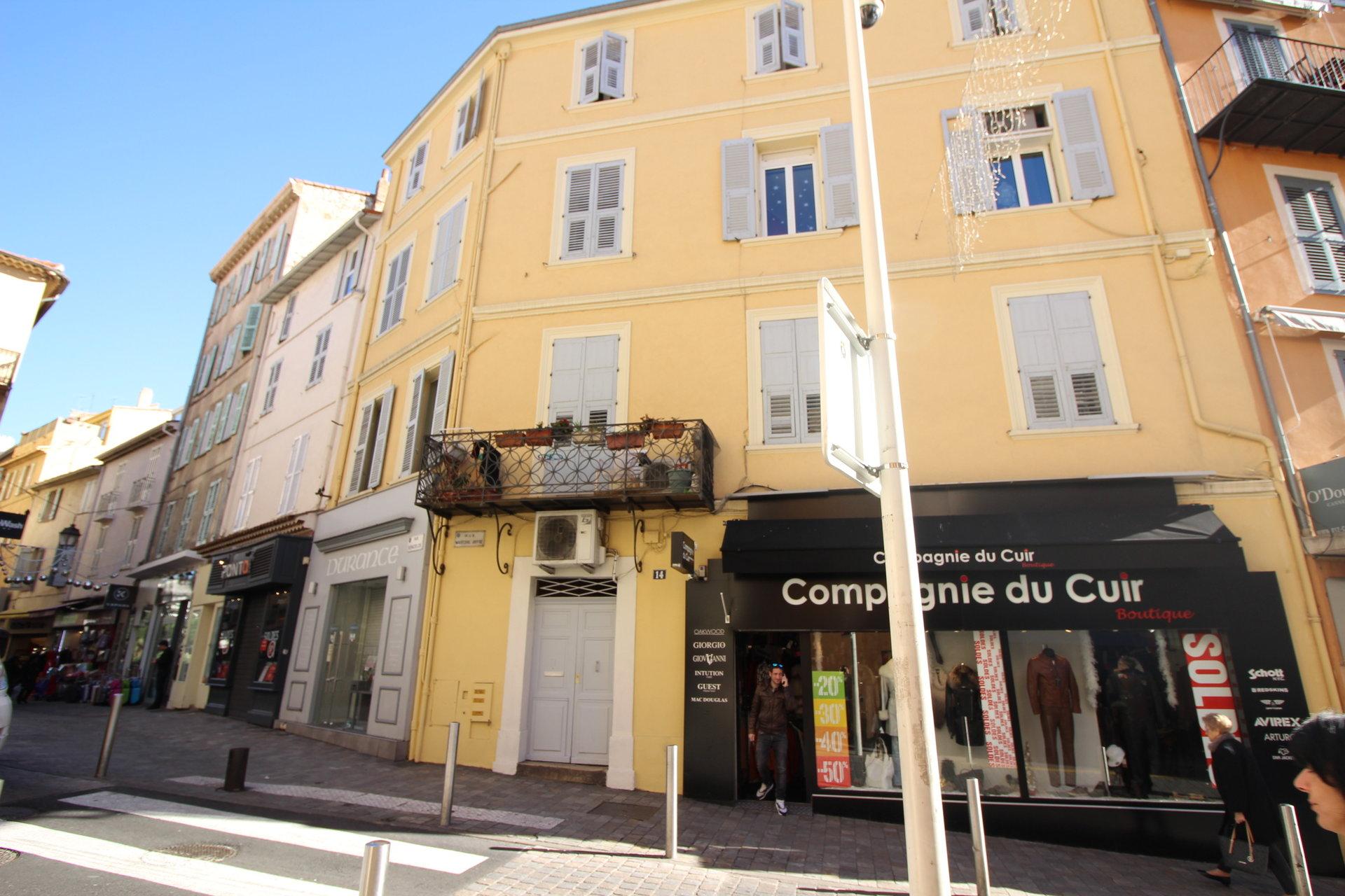 2P Quartier Meynadier, 300m Croisette