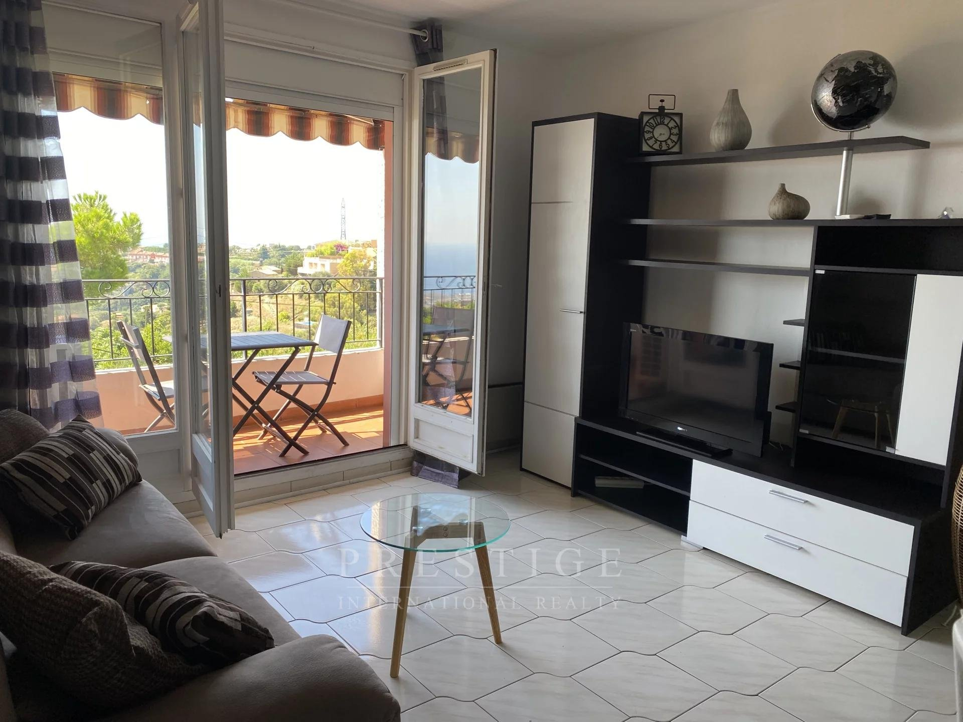 Nice  St Philippe 2 bedrooms flat 60sqm for renting