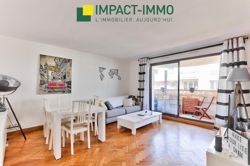 Appartement Courbevoie 2 pièce(s) 51 m2
