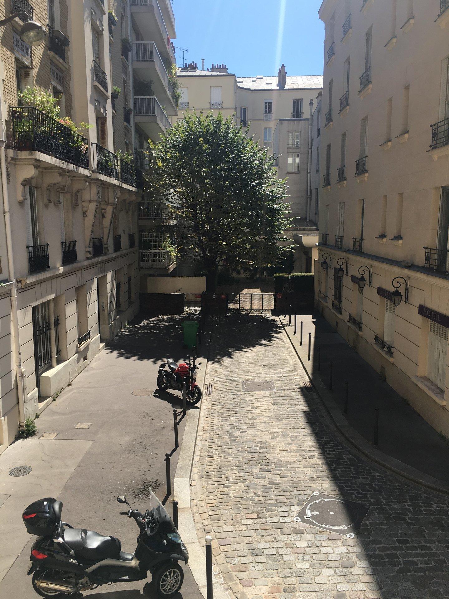 PARIS XIVè  -  Alésia