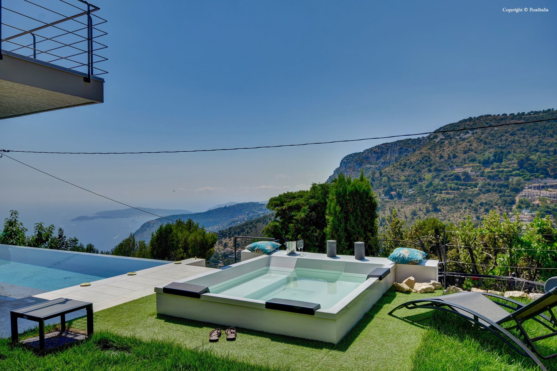 Magnificent Villa - La Turbie