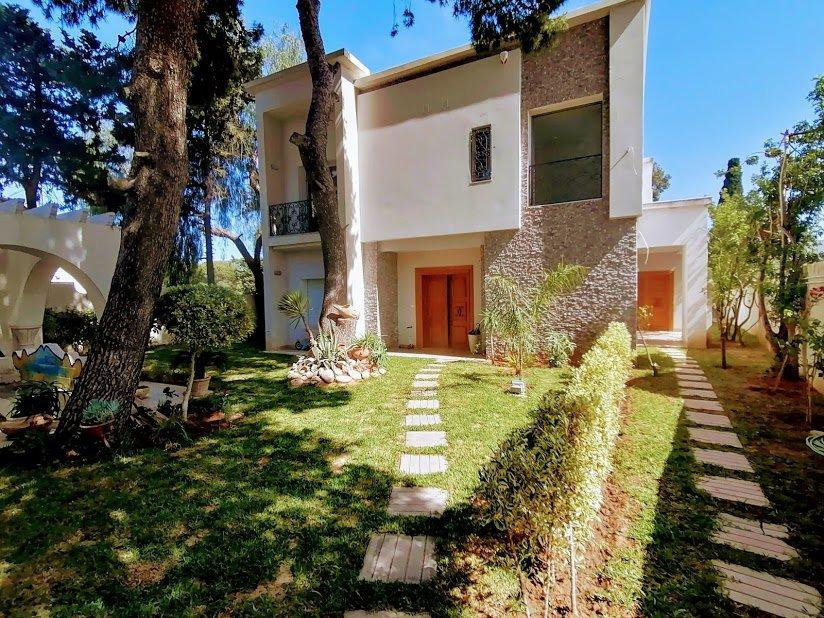 Location d'une villa à Carthage présidence