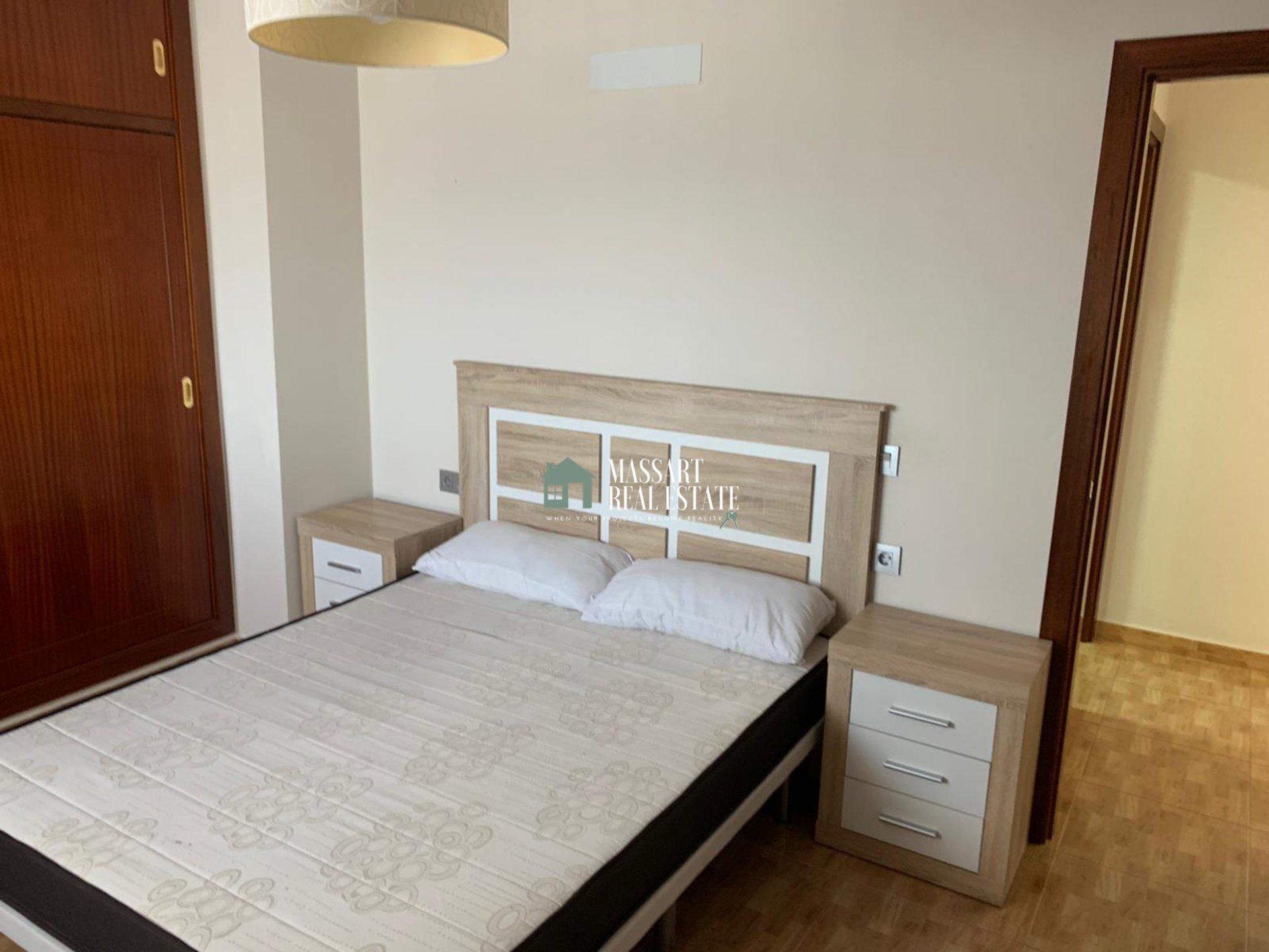 Moderne Mietwohnung im Zentrum von Adeje, voll möbliert und bezugsfertig ... ideal für ein Paar!