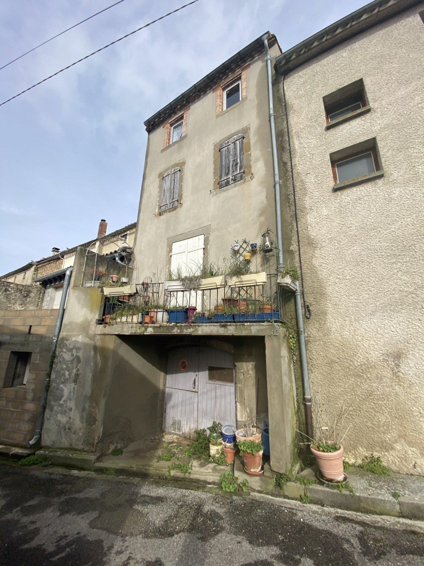 Carlipa, exclusivité maison de village