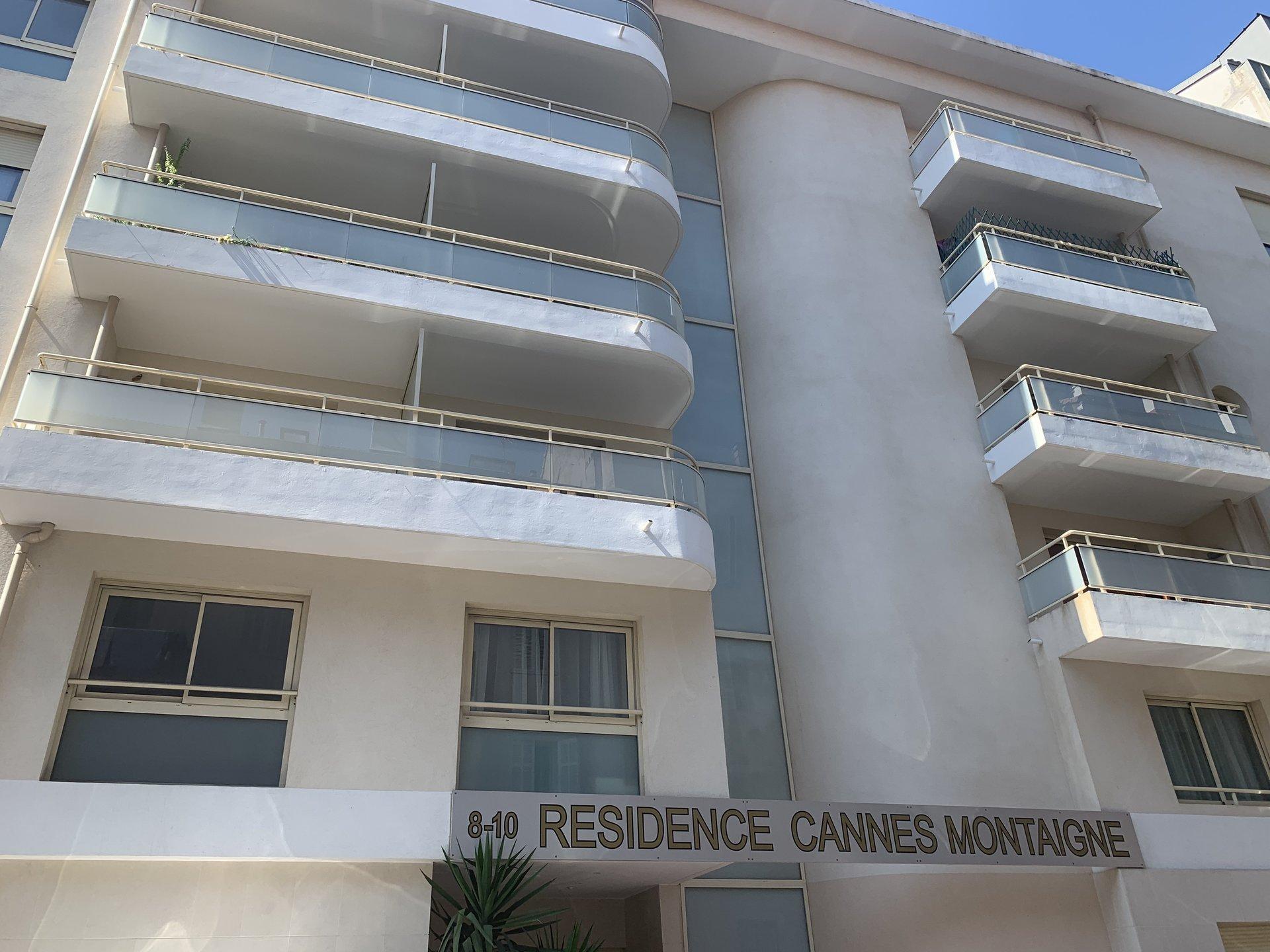 Cannes Centre 2 Pièces 100 m de la Banane