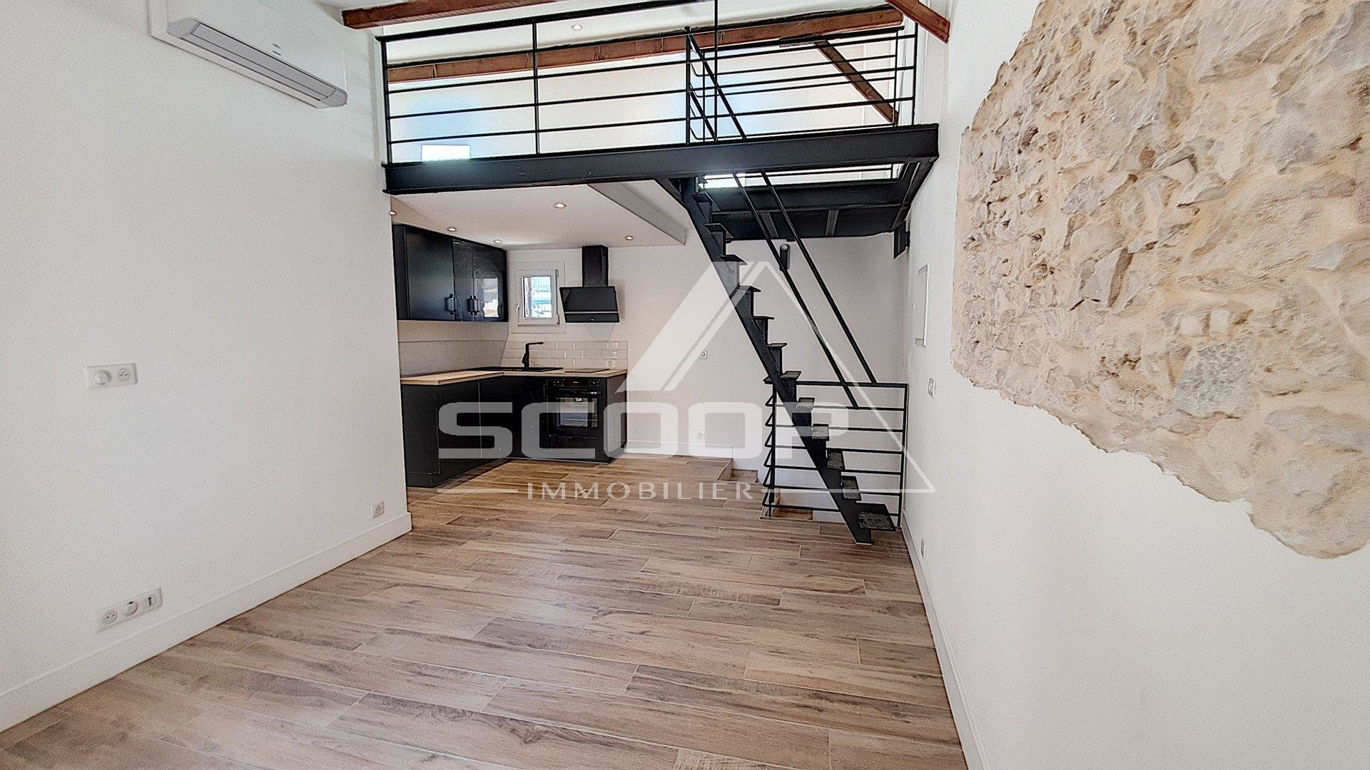 3 rooms old Antibes
