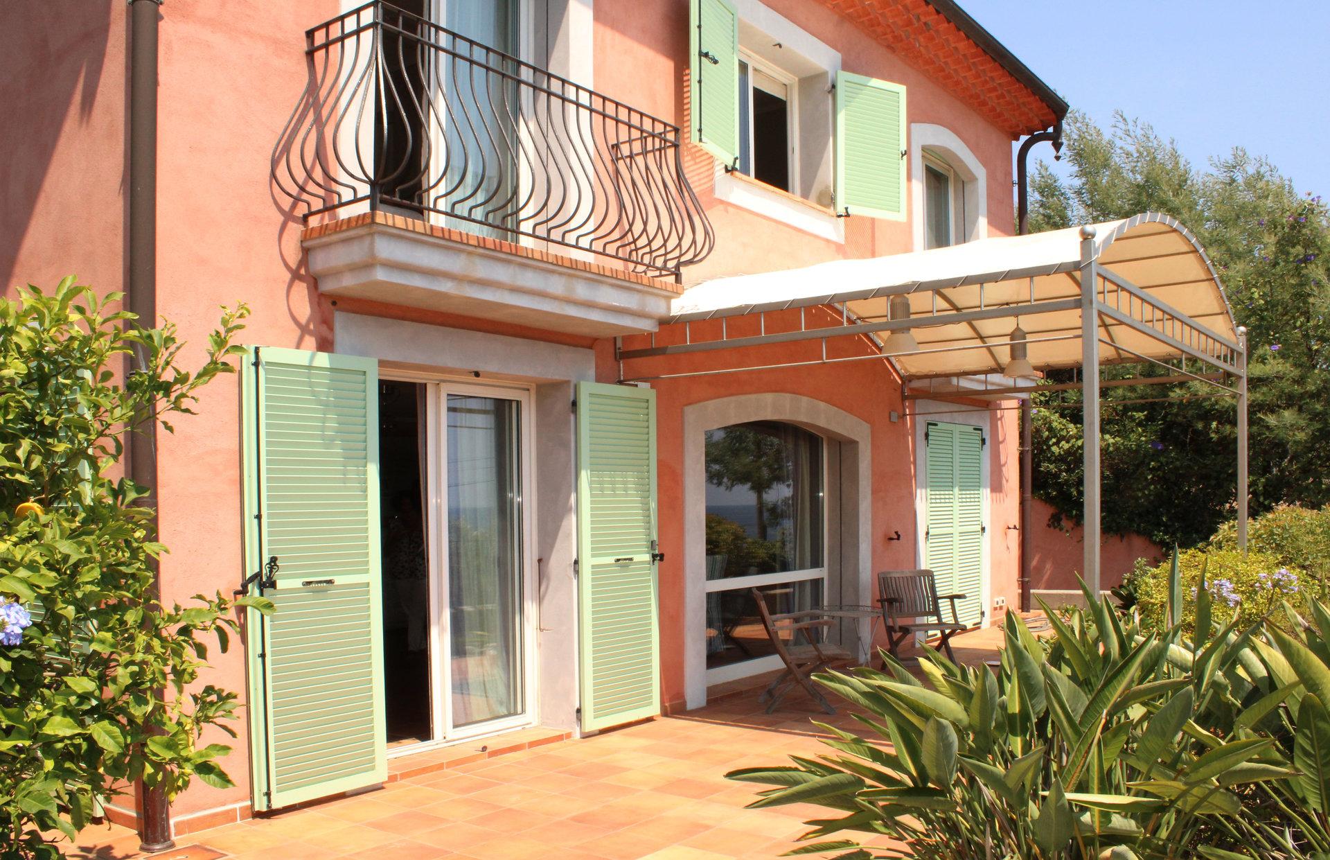 Jolie villa  de 4 pièces proche de la plage et du port.