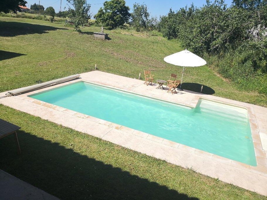 10 MN DE GRAGNAGUE. Maison de Maître rénovée, T7, piscine chauffée