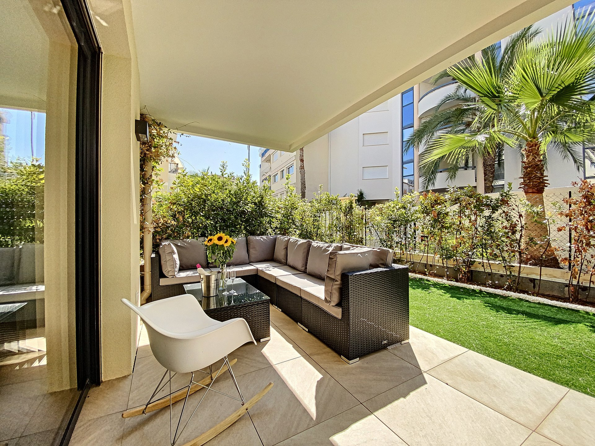2-room apartment in Cannes