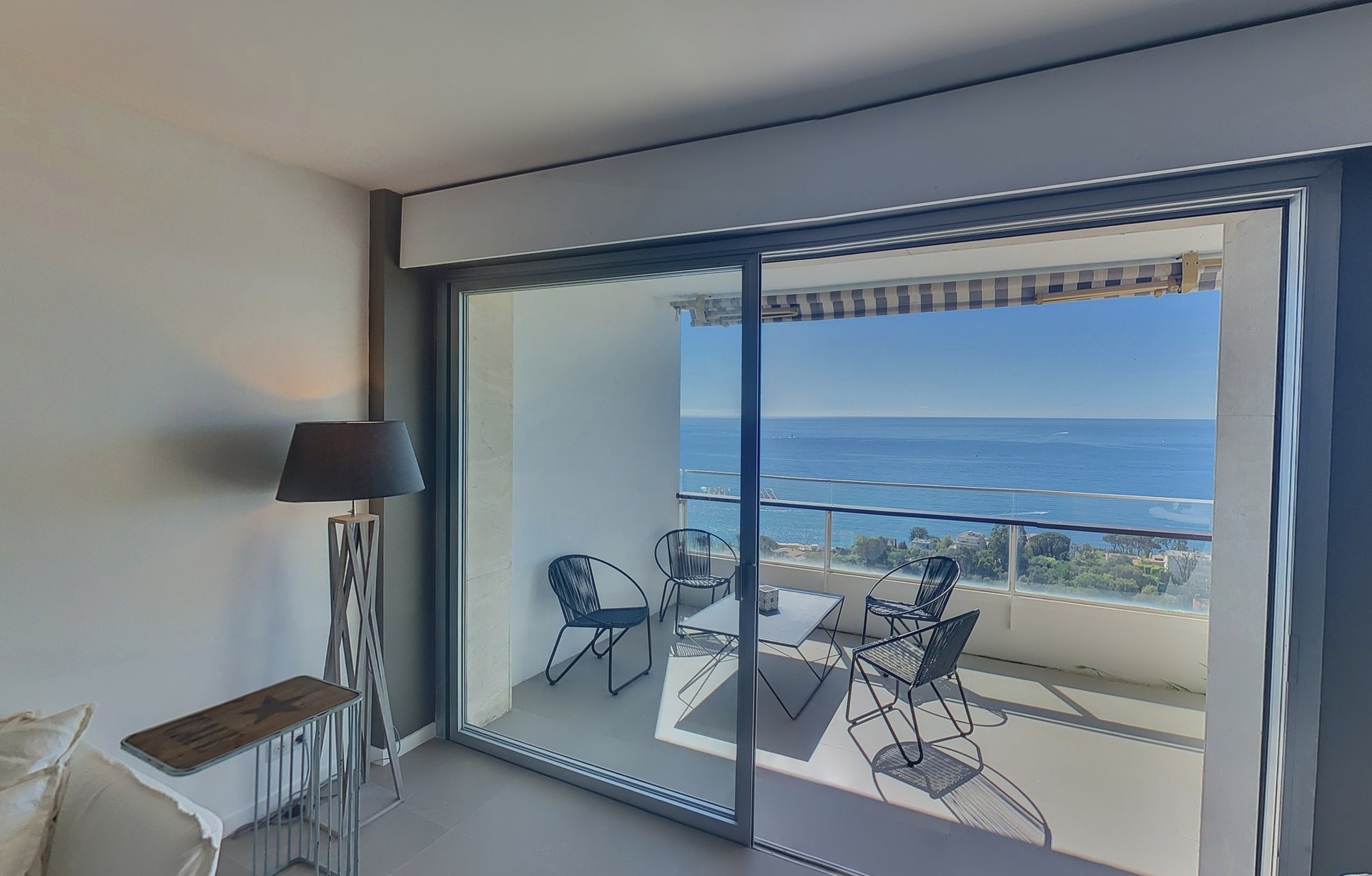 Cannes Californie 3p 77 m2 panoramic view