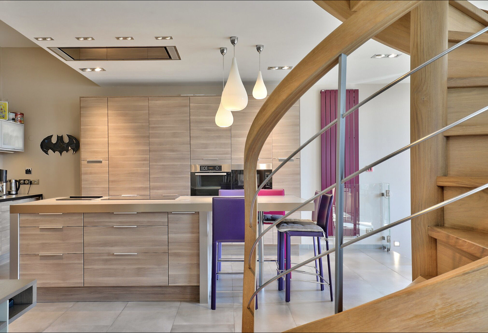Maison T7 - Villeurbanne