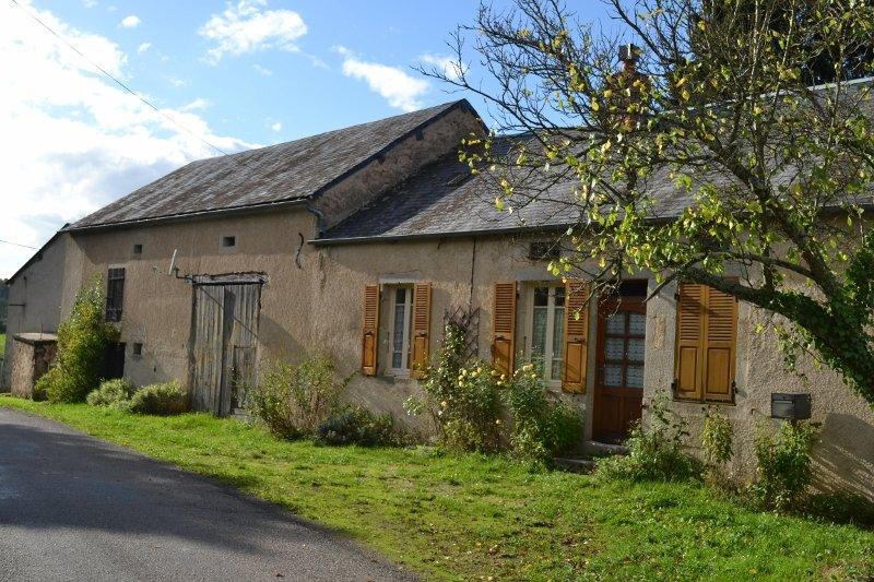 Maison individuelle avec vue à vendre dans le  Morvan