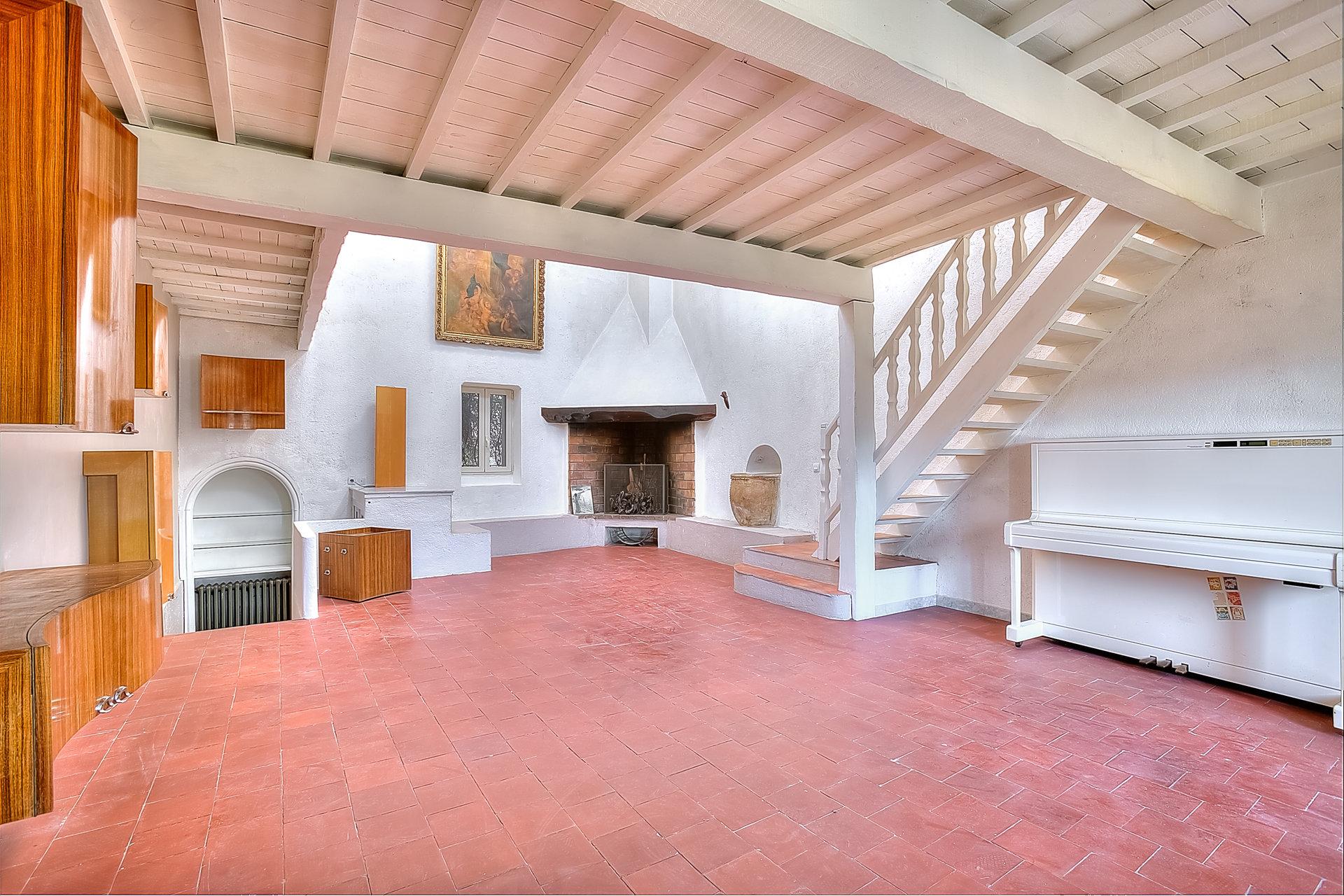 Authentique maison de village du 17ème siècle, Falicon