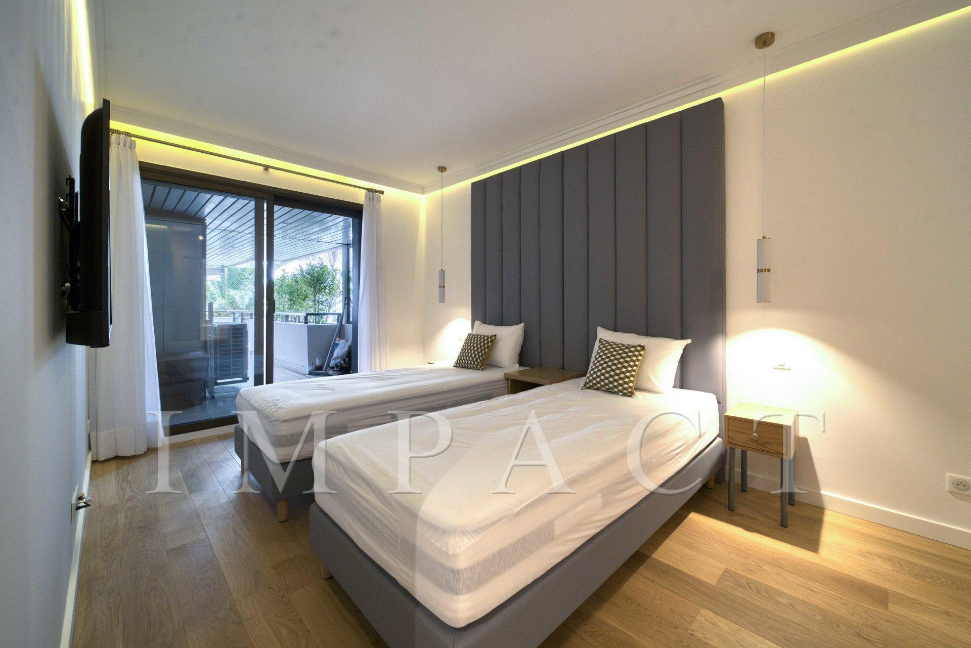 Superbe appartement 3 pièces Location Saisonnière Cannes centre