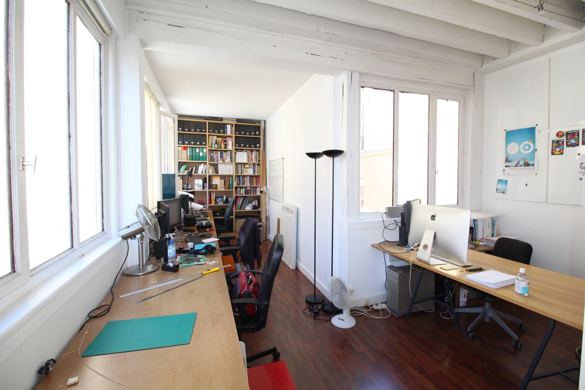 Location Bureau - Paris 11ème