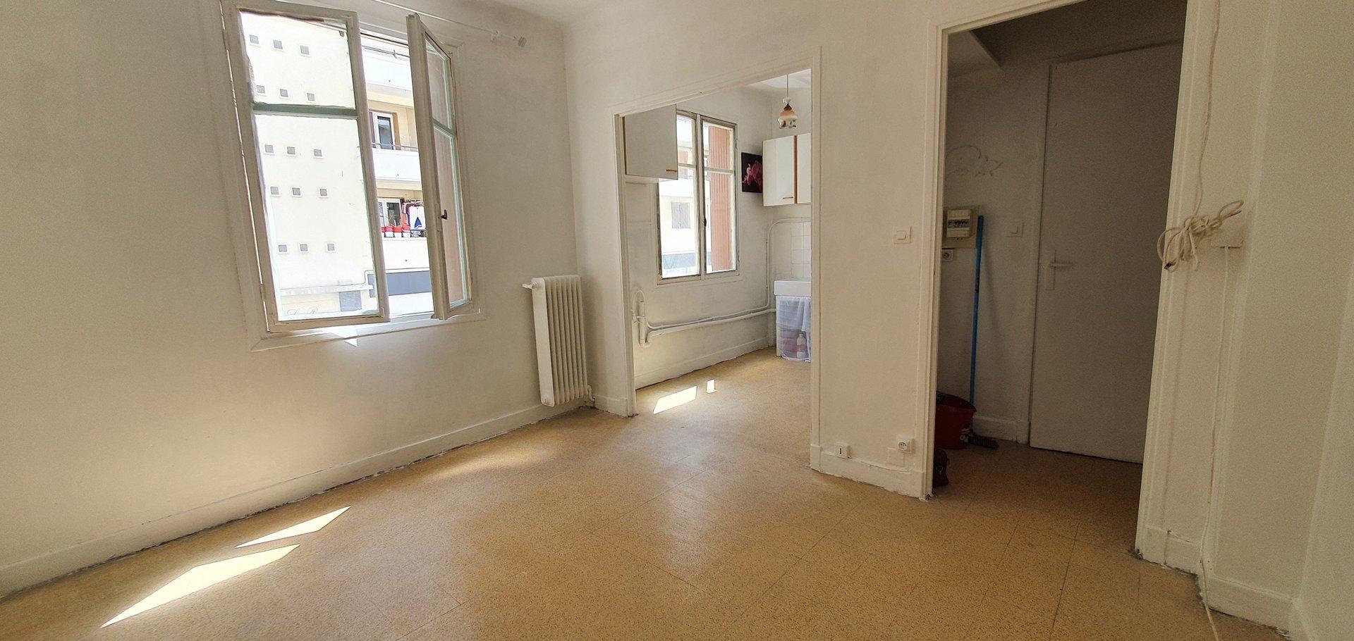 Studio Libération 20m²