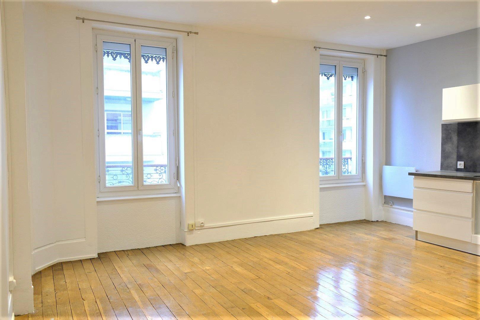 Location Appartement Surface de 37.39 m², 2 pièces, Lyon 6ème (69006)