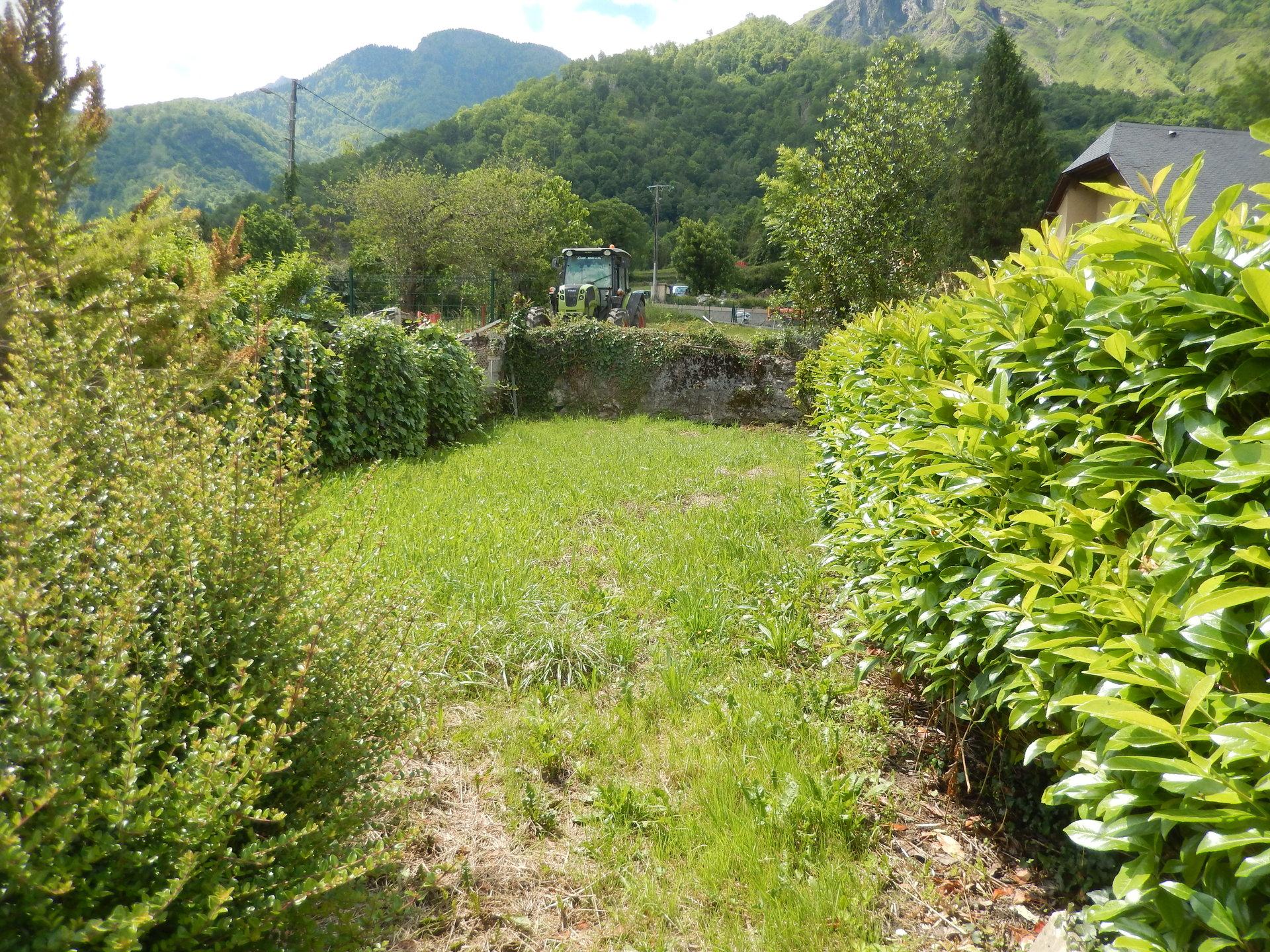 Laruns coeur village