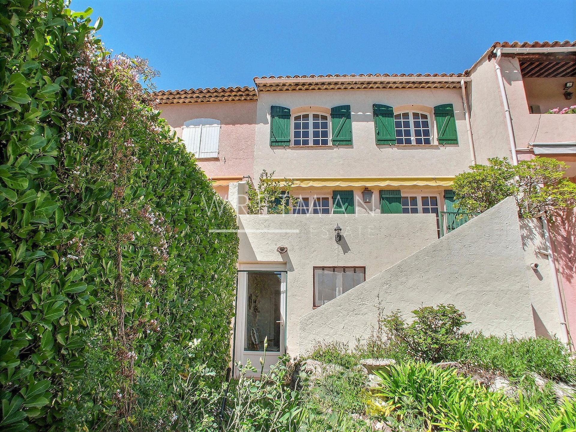 Charming villa in residence with pool - Tourettes-sur-Loup