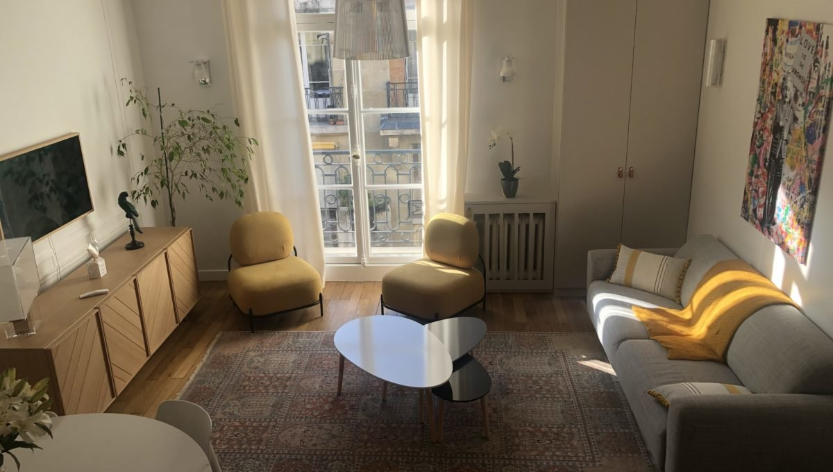 Location Appartement (Duplex) - Ternes 75017, Paris