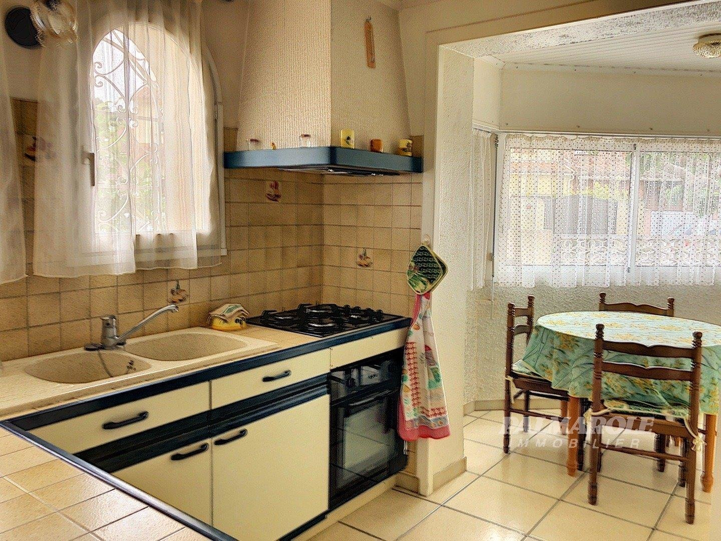 Sale Terraced house - Perpignan Bas-Vernet