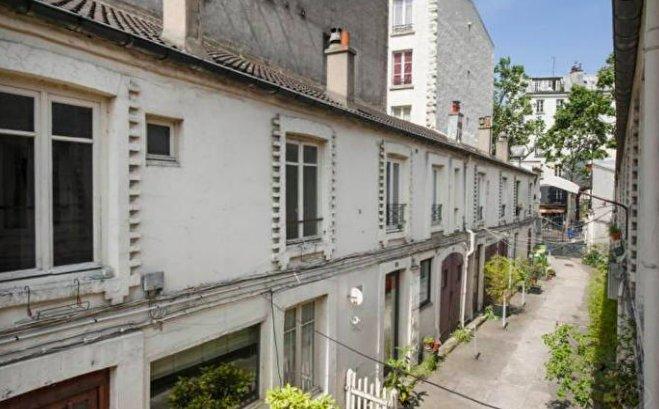 Vente Appartement - Paris 18ème Grandes-Carrières