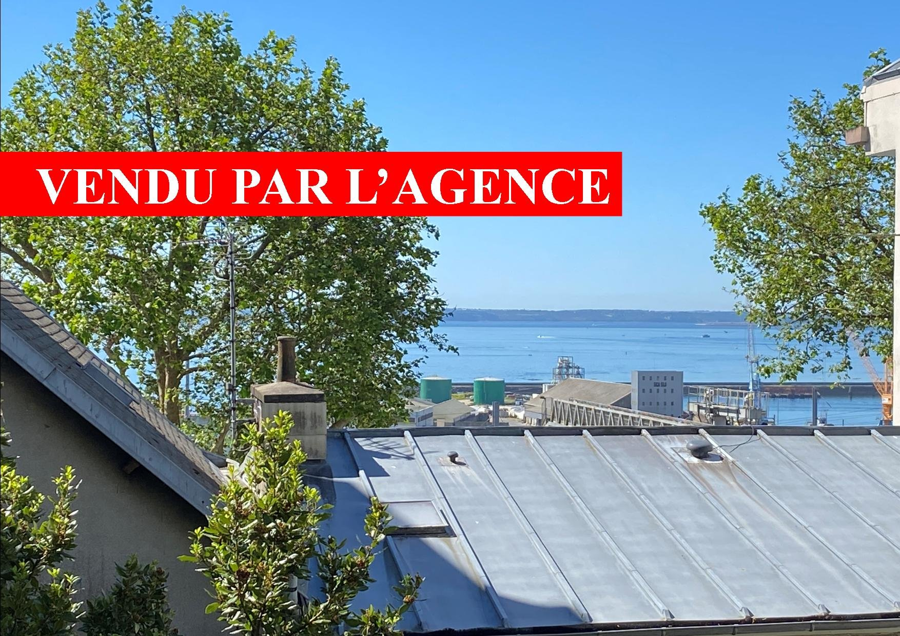 BREST- GAMBETTA - 81 M2 - ASCENSEUR - PARKING