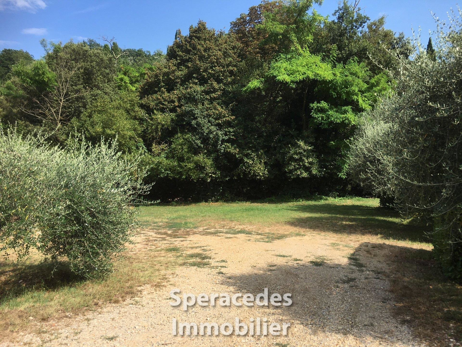 Grasse – Saint Jean – land plot