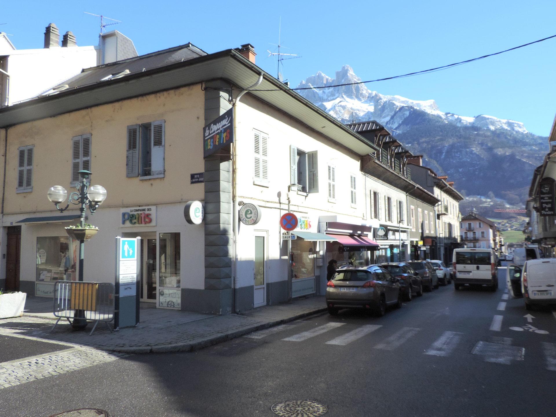 GRAND DUPLEX CENTRE VILLE