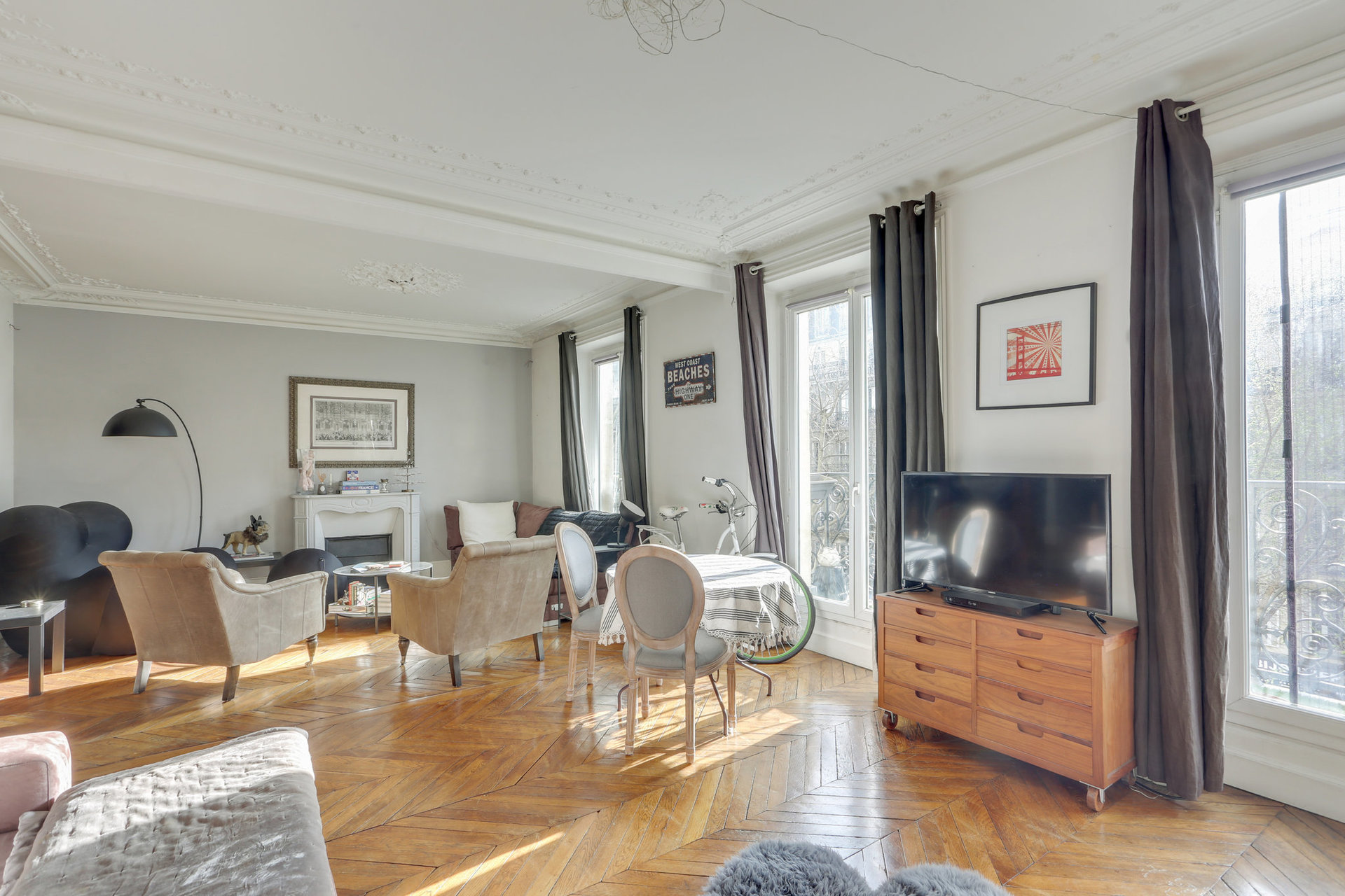 Vente Appartement - Paris 10ème Saint-Vincent-de-Paul