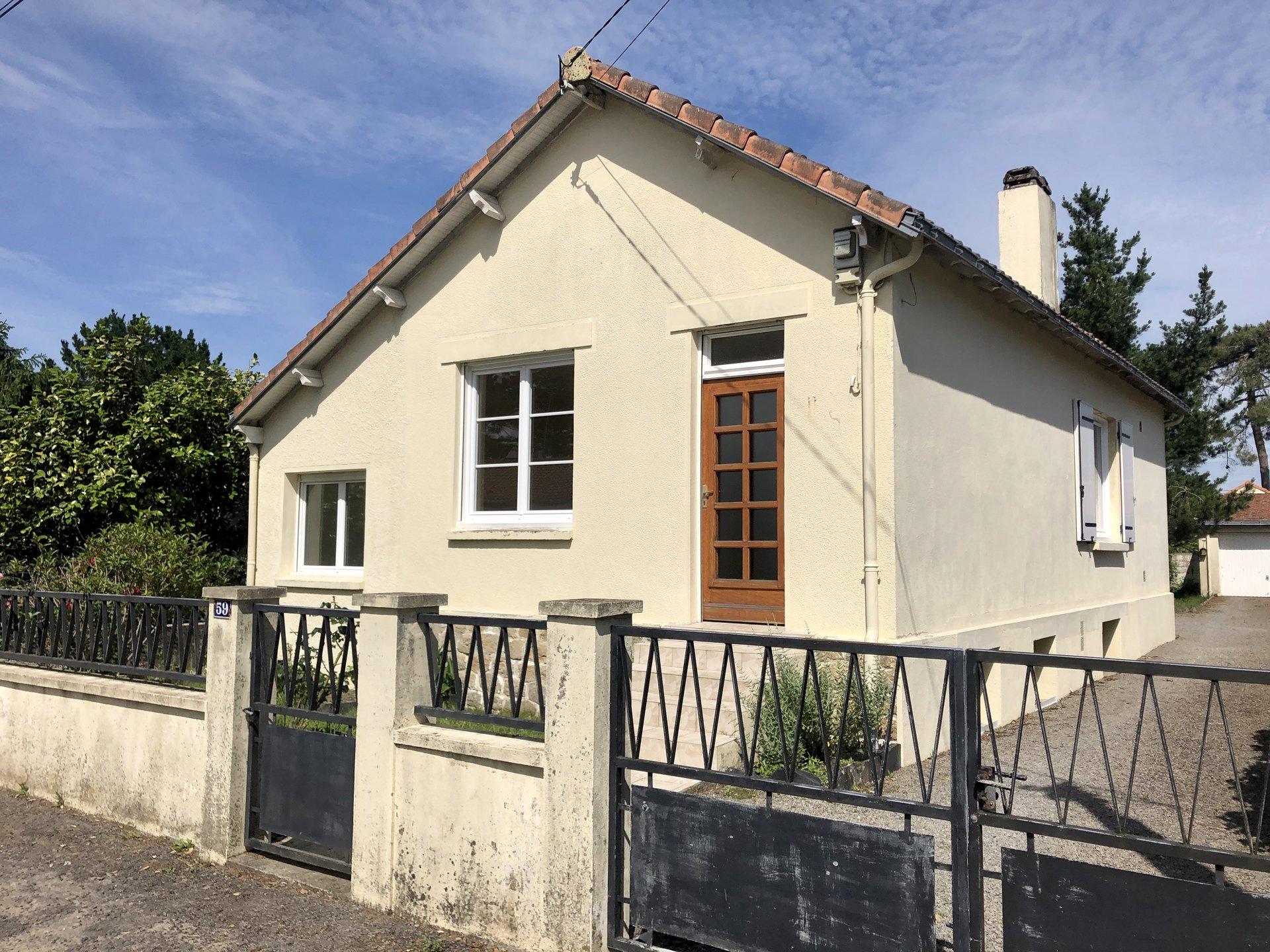 Maison Brévinoise 44250 SAINT BREVIN LES PINS