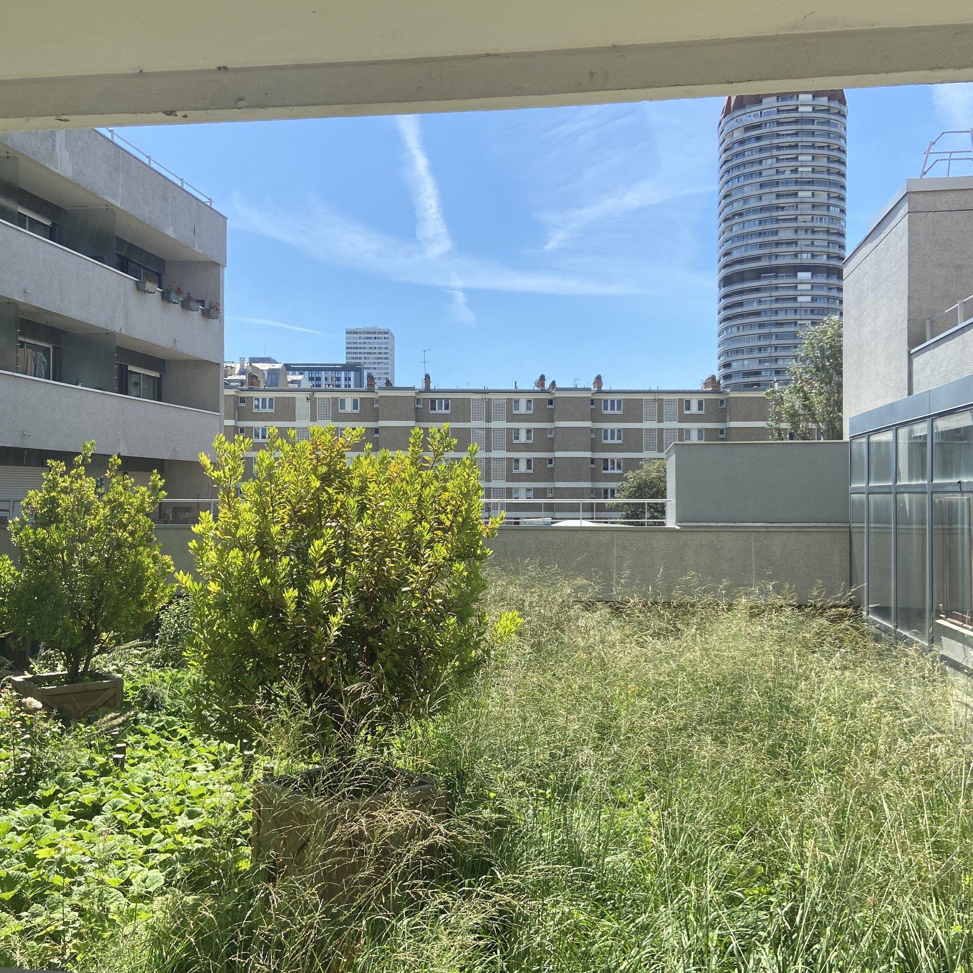 T1/T2 de 45m² - Place d'Italie