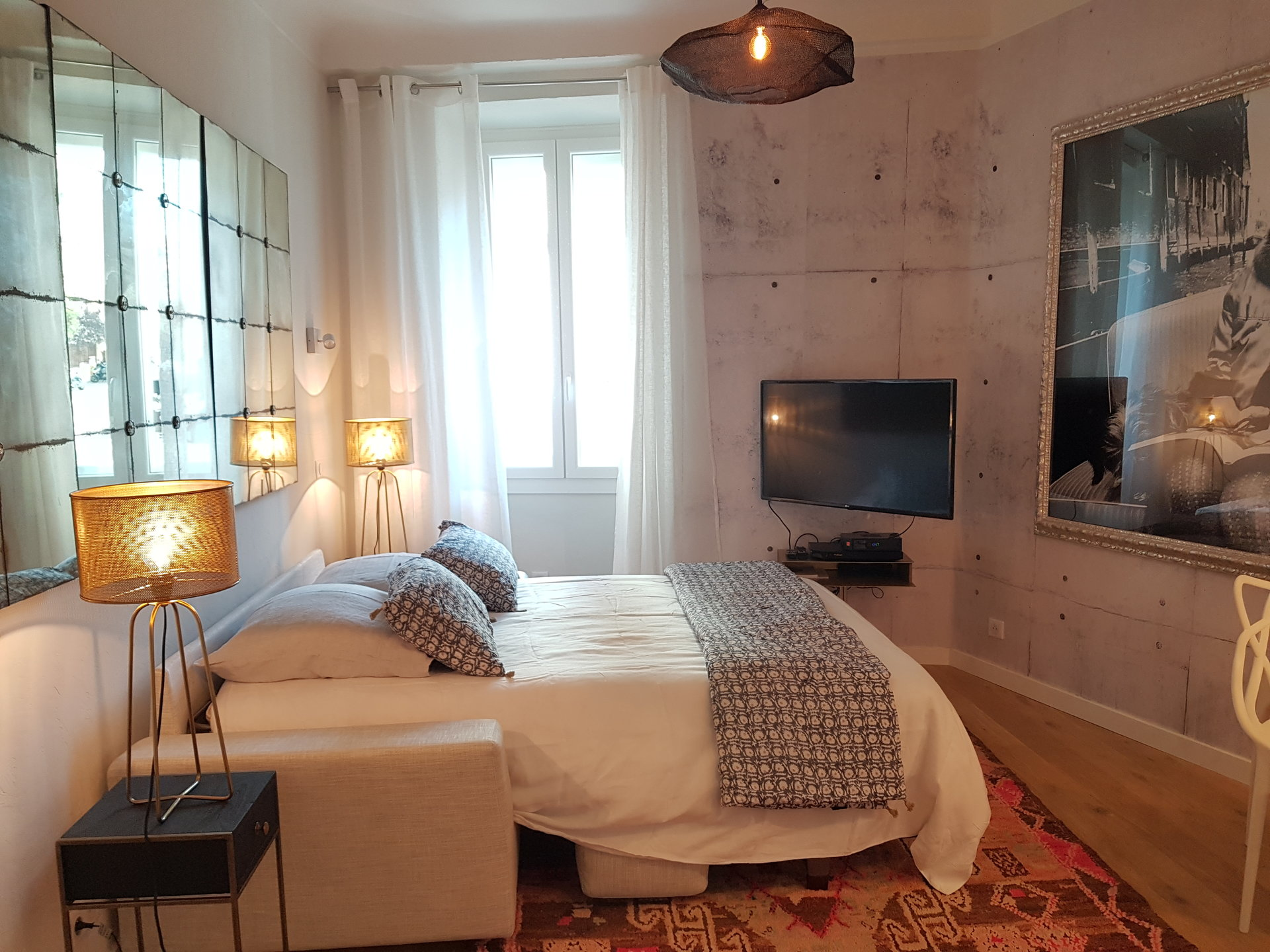 Studio de 23 m² - Cannes-Suquet-