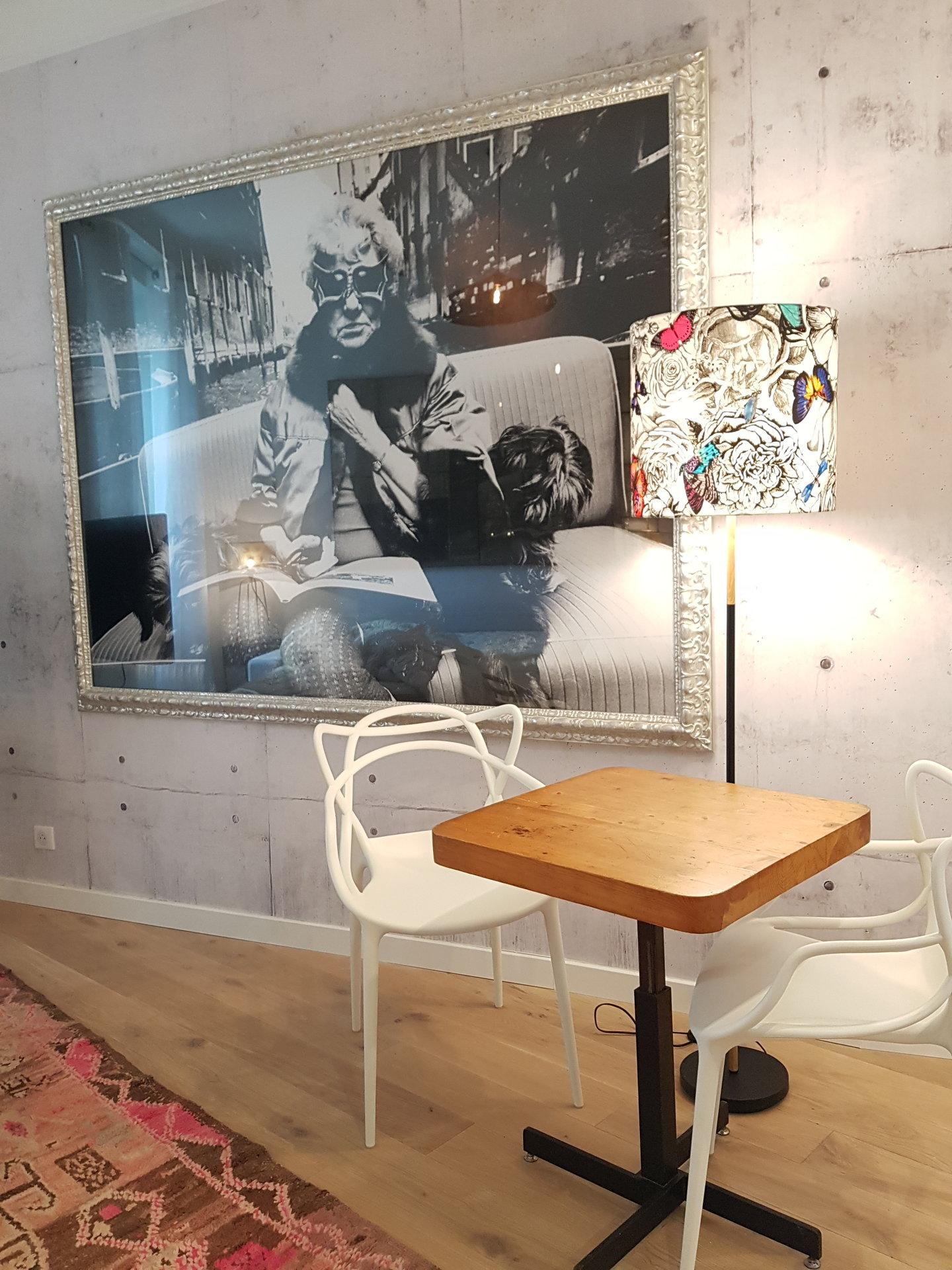 Suquet : Tastefully Renovated Studio