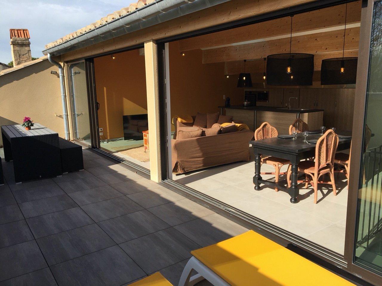 magnifique appartement terrasse parking