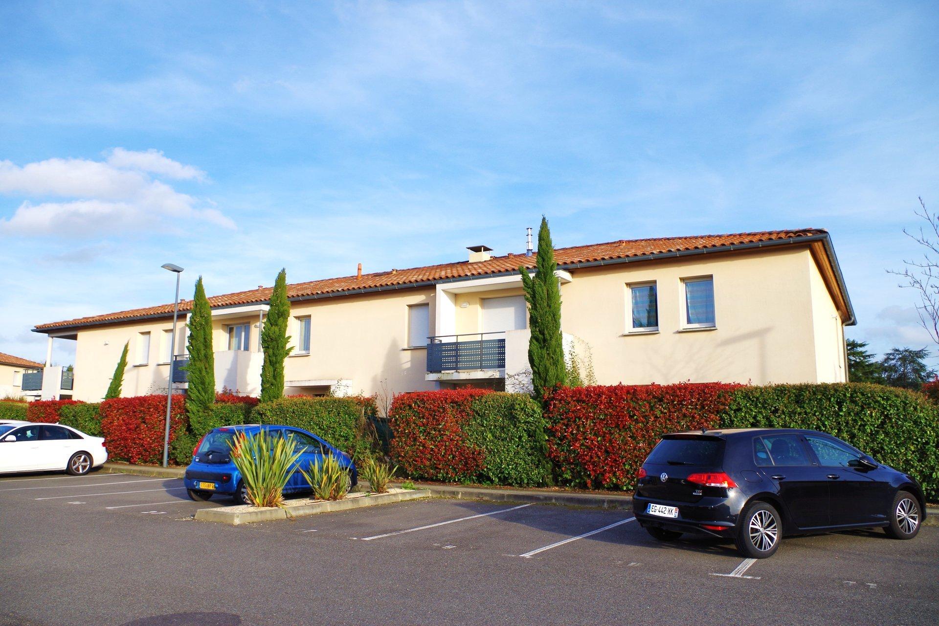 Appartement T2 - 40 m² - PECHBONNIEU