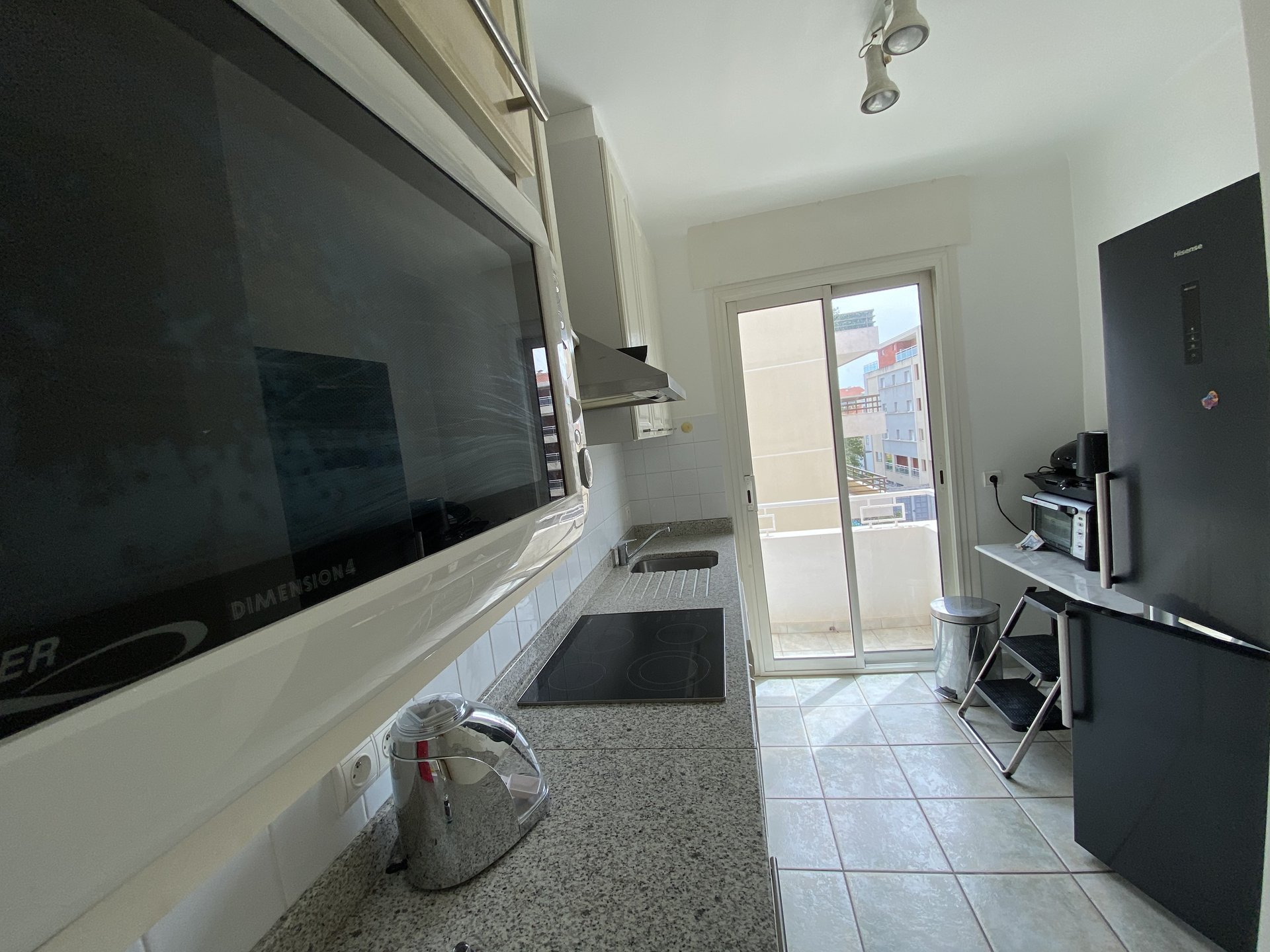 CANNES FOR SALE 2 ROOMS APARTMENT CLOSE TO THE CROISETTE BEACHES