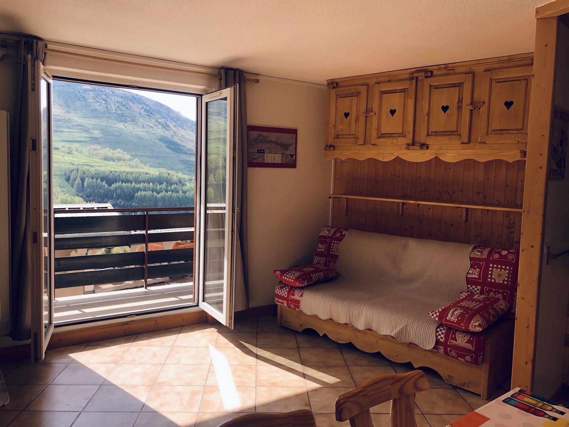 Appartement T2 Secteur village 1800