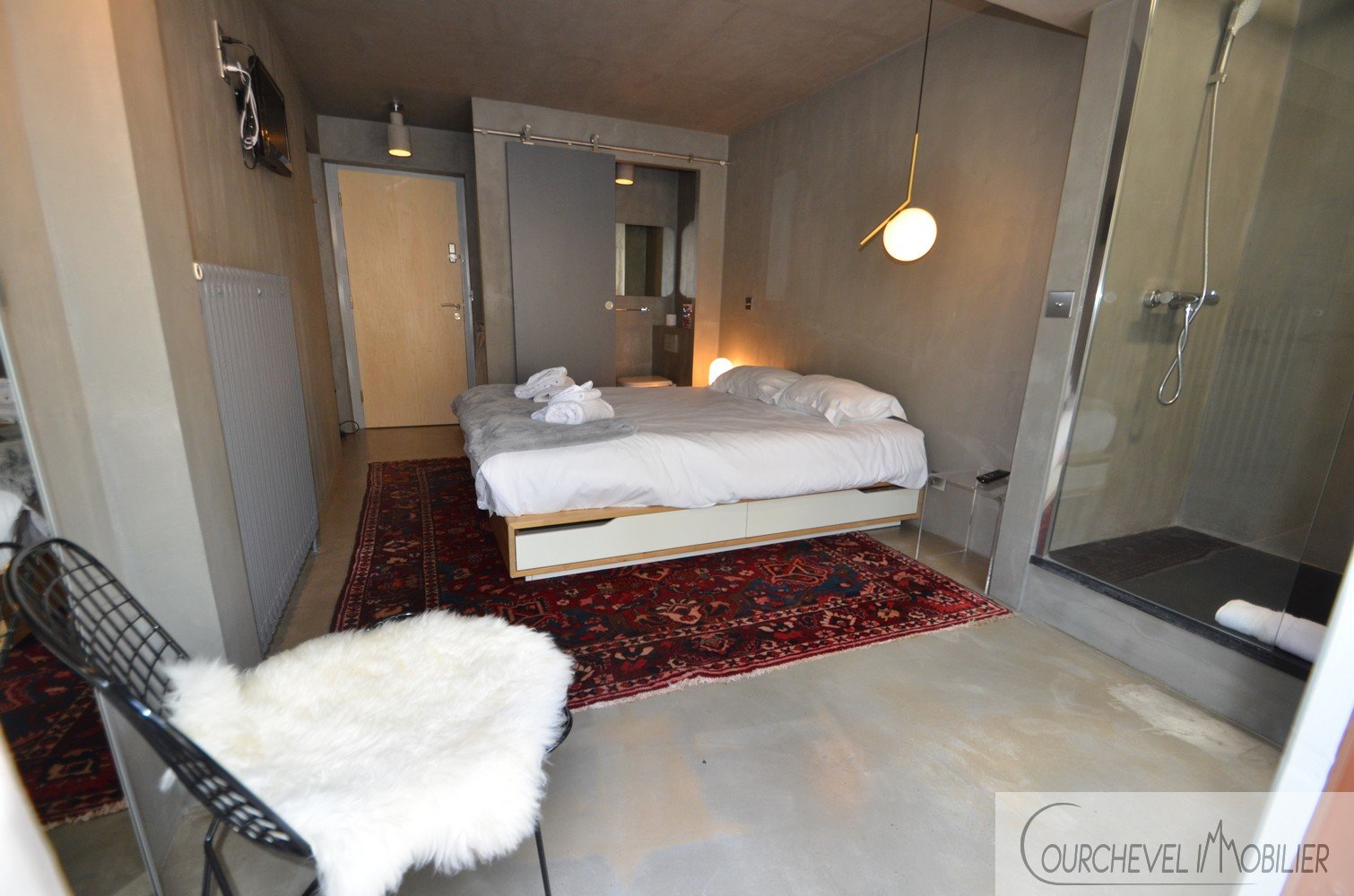 Huur Appartement - Courchevel 1850