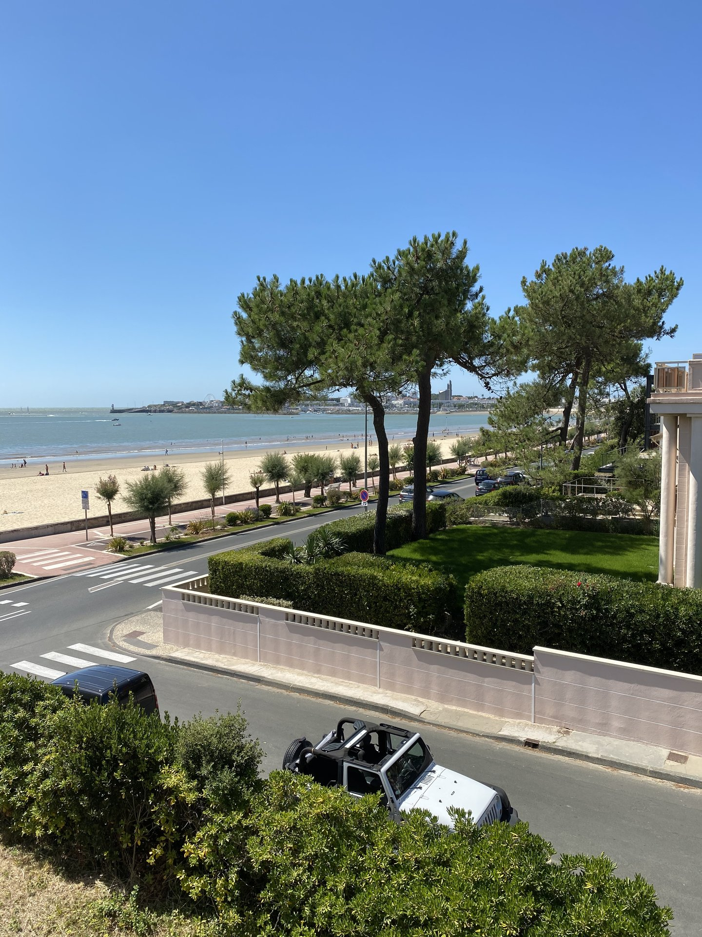 BEL APPARTEMENT VUE MER - ROYAN