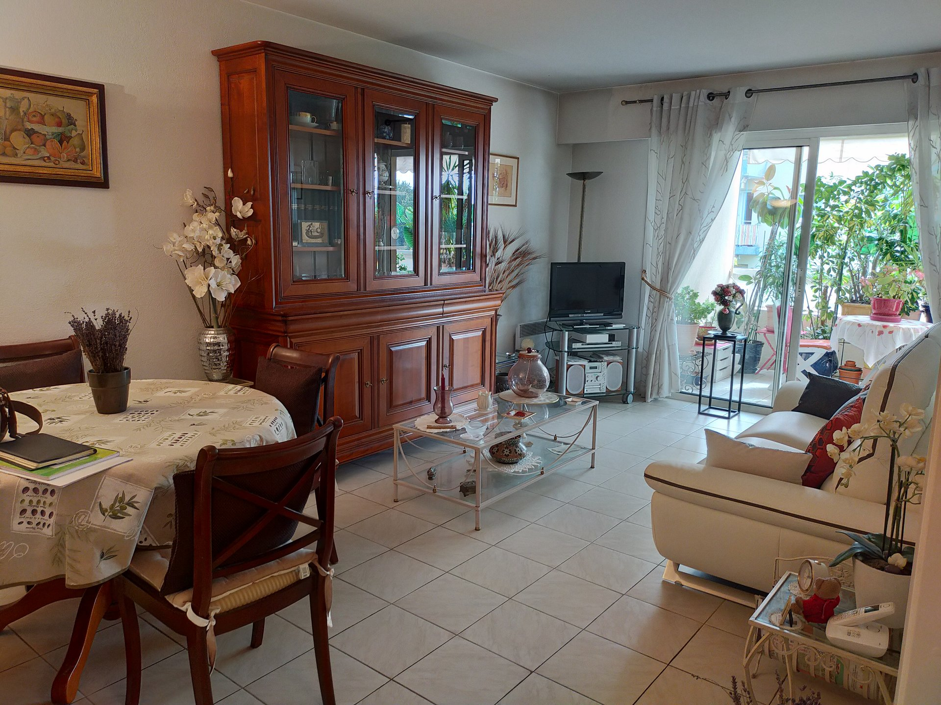 Sale Apartment - Le Cannet Mont-Joli