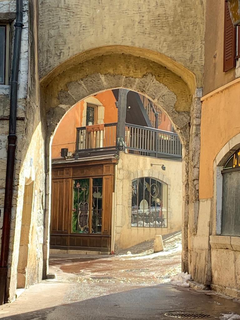 Restaurant avec licence 4 en plein coeur du centre historique de Annecy