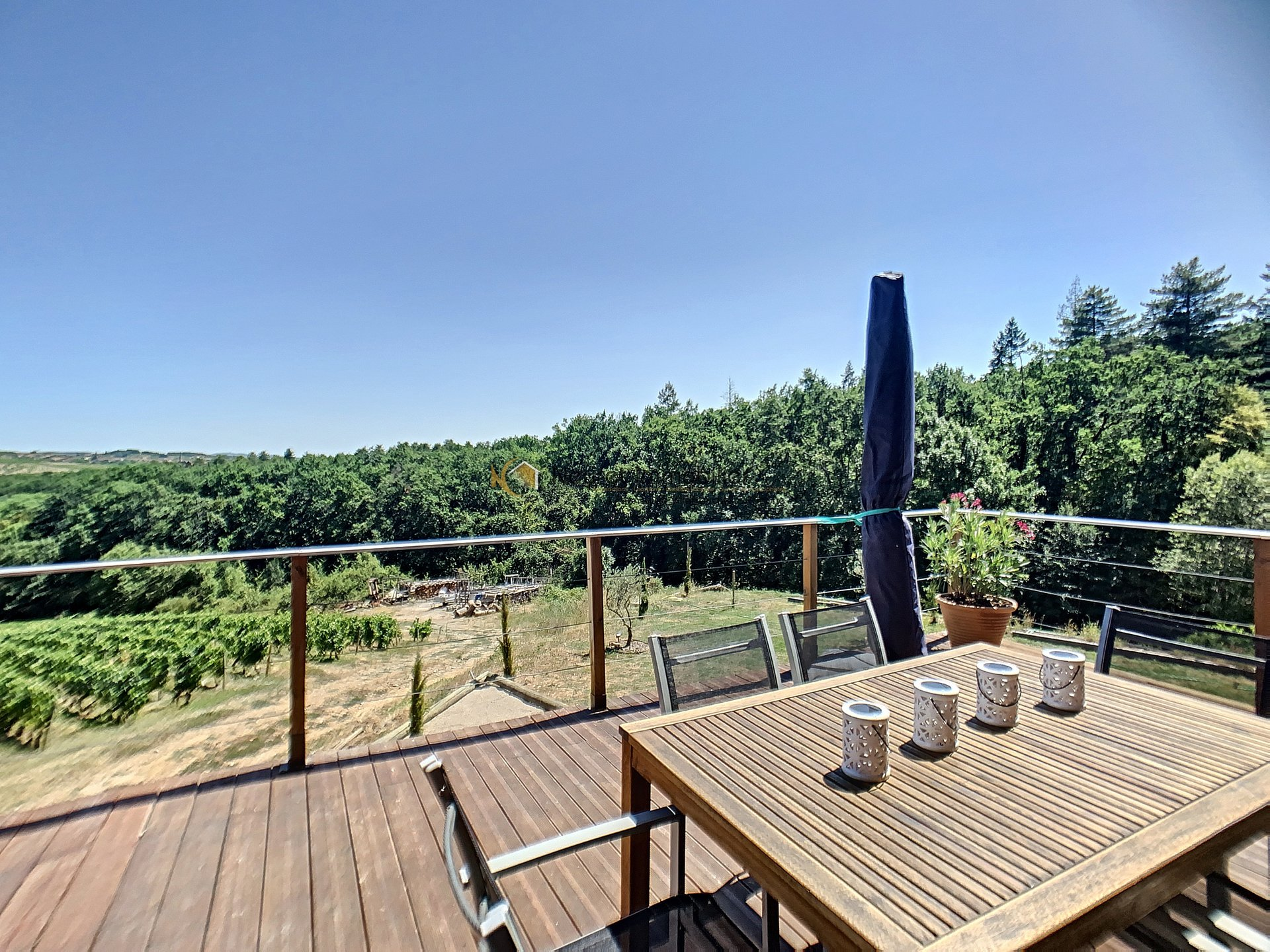 Villa pierres dorées - Bois d'Oingt