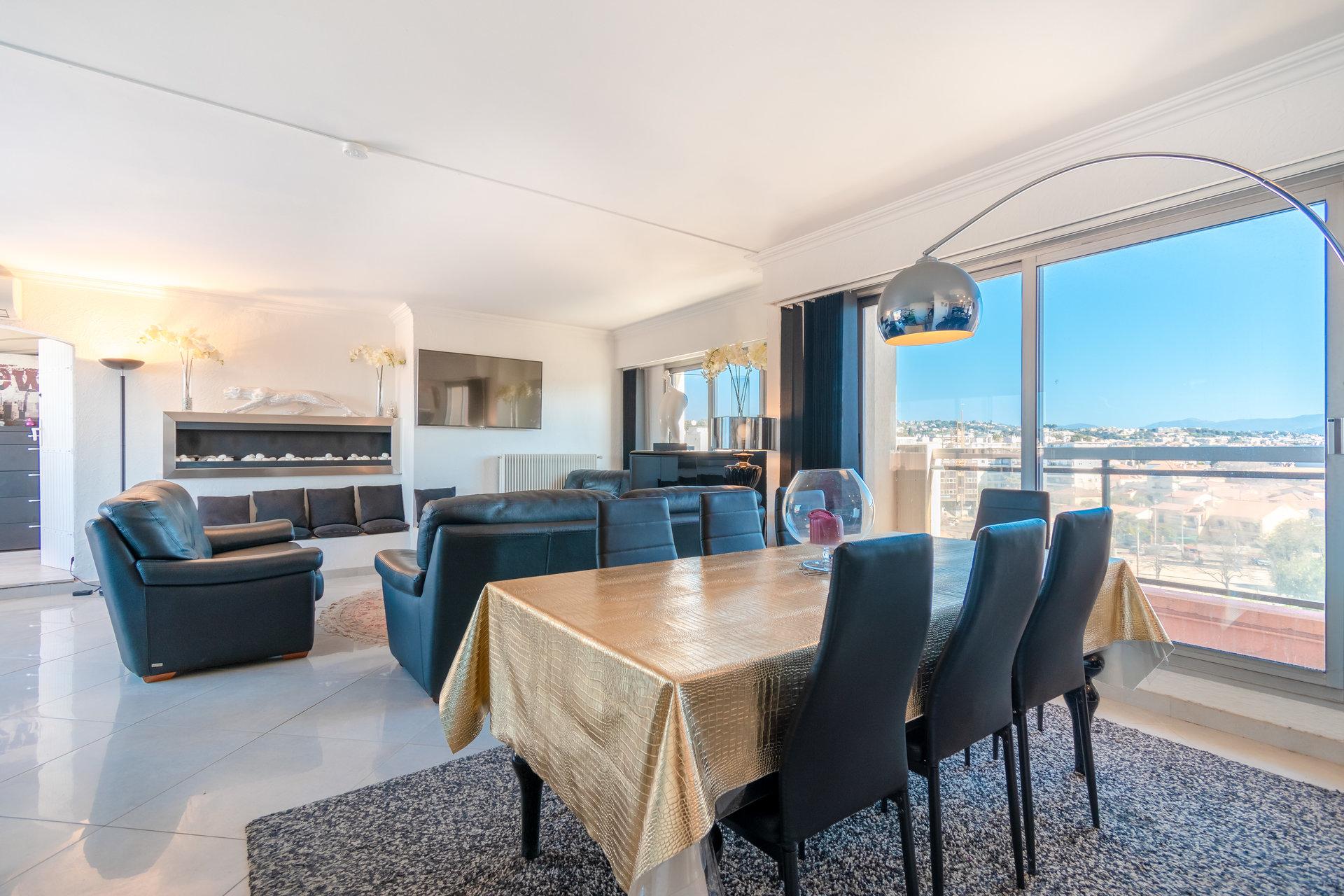 Vente Appartement - Cagnes-sur-Mer Cros de Cagnes