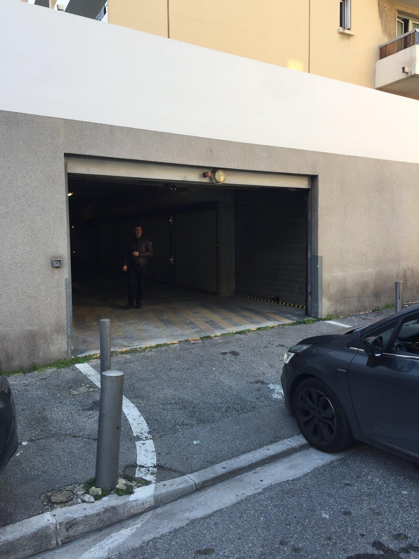 Vente Parking - Nice Carras - Ferber