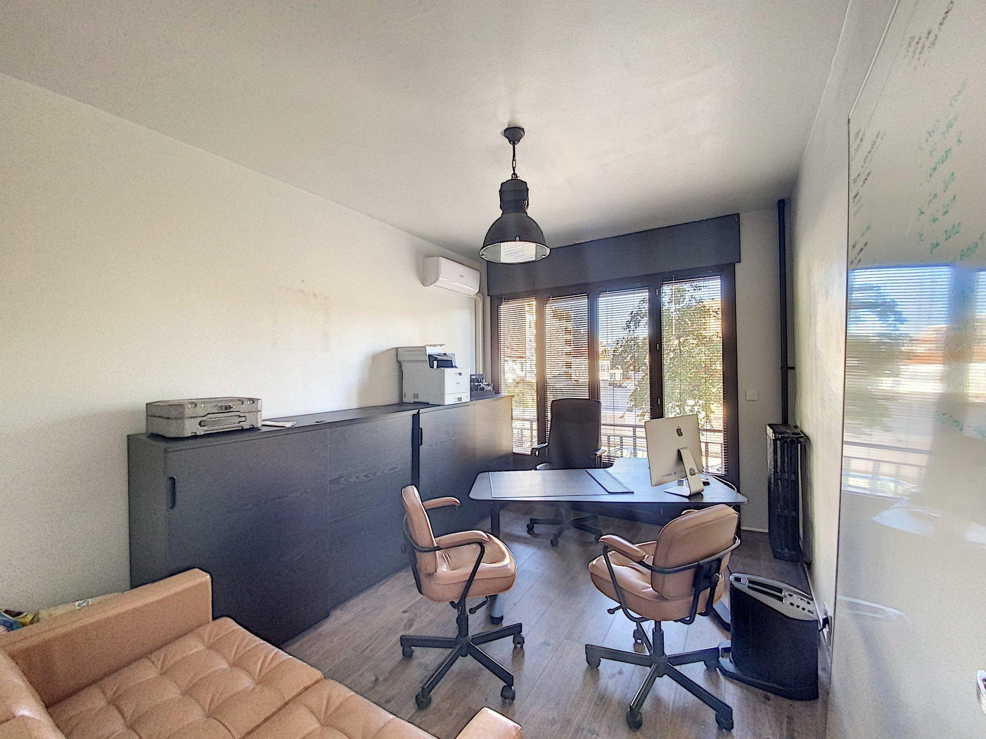 Rental Office Nice Cessole