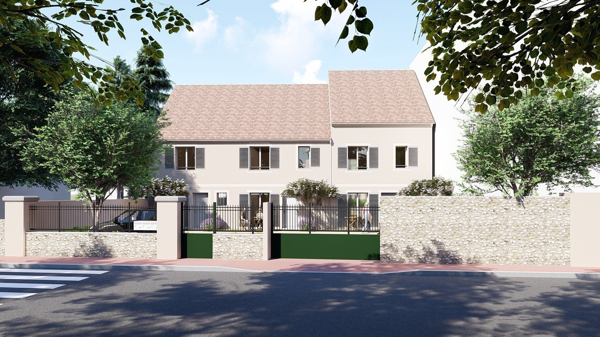 Sale House - Dourdan