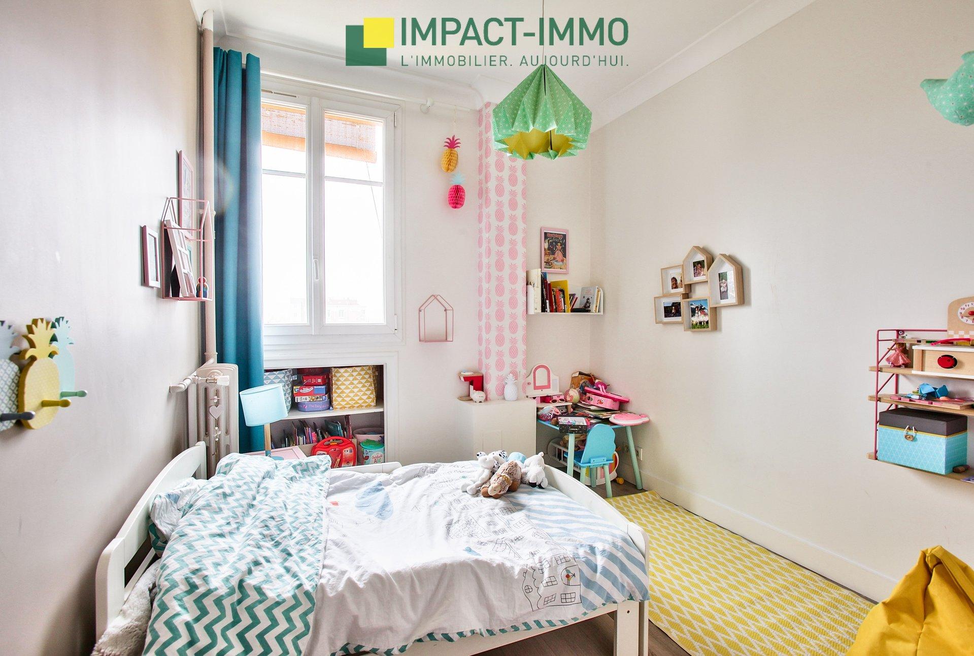 Appartement Colombes Les Vallées - 5 pièce(s) 102 m2