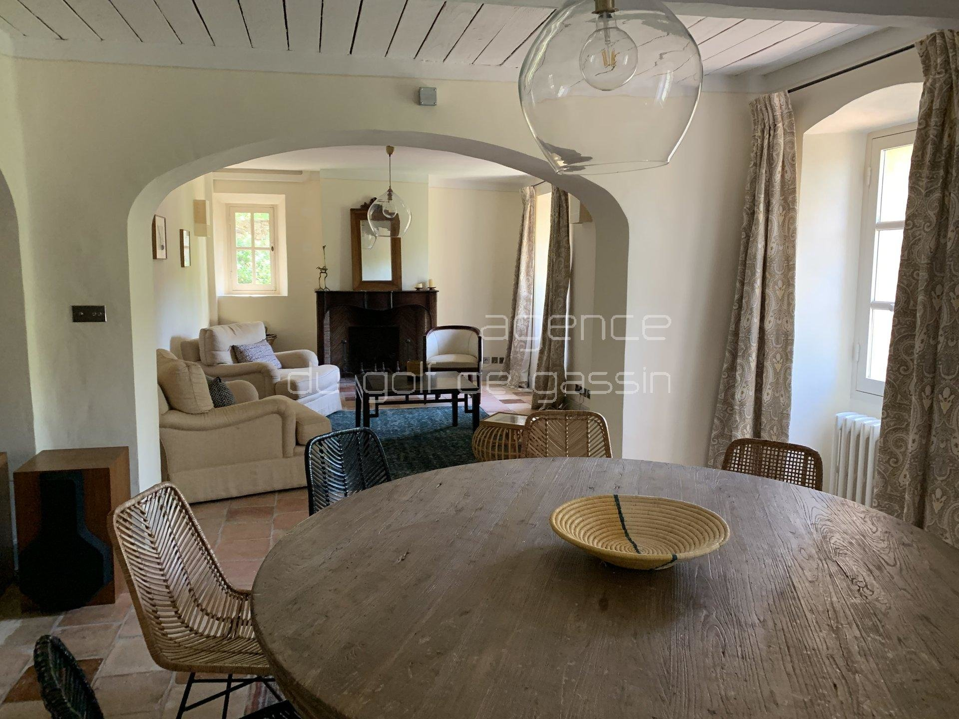 Seasonal rental Bastide - Le Val